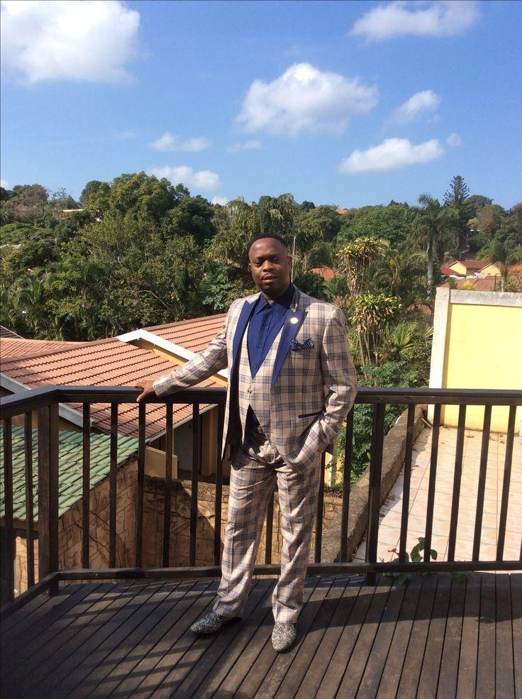 Muzi Mahlambi going to ECG church in Durban