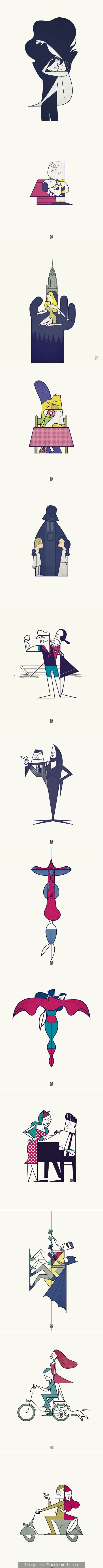 That's Amore! Personal project about love by Ale Giorgini