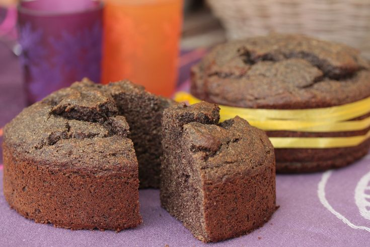 Makové a makadamové tortičky bez lepku a mliečnej bielkoviny