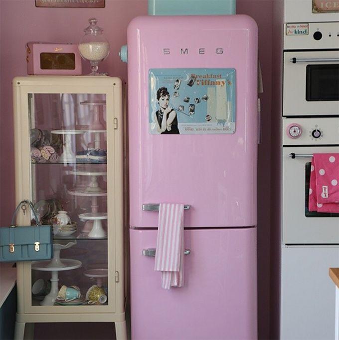 A decoração da cozinha de Manuela Kjeilen - Casinha Arrumada