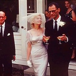 Marilyn Monroe wedding dress (Arthur Miller)