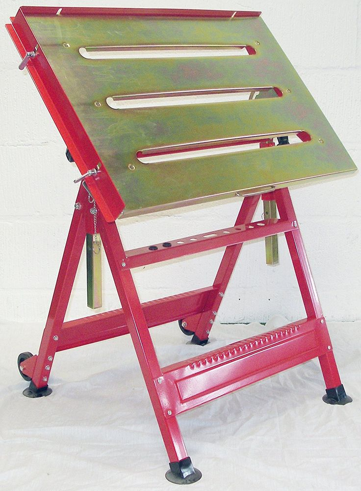 HEAVY DUTY PORTABLE WELDING TABLE WORK BENCH FOR MIG TIG WELDER: Amazon.co.uk: Business, Industry & Science