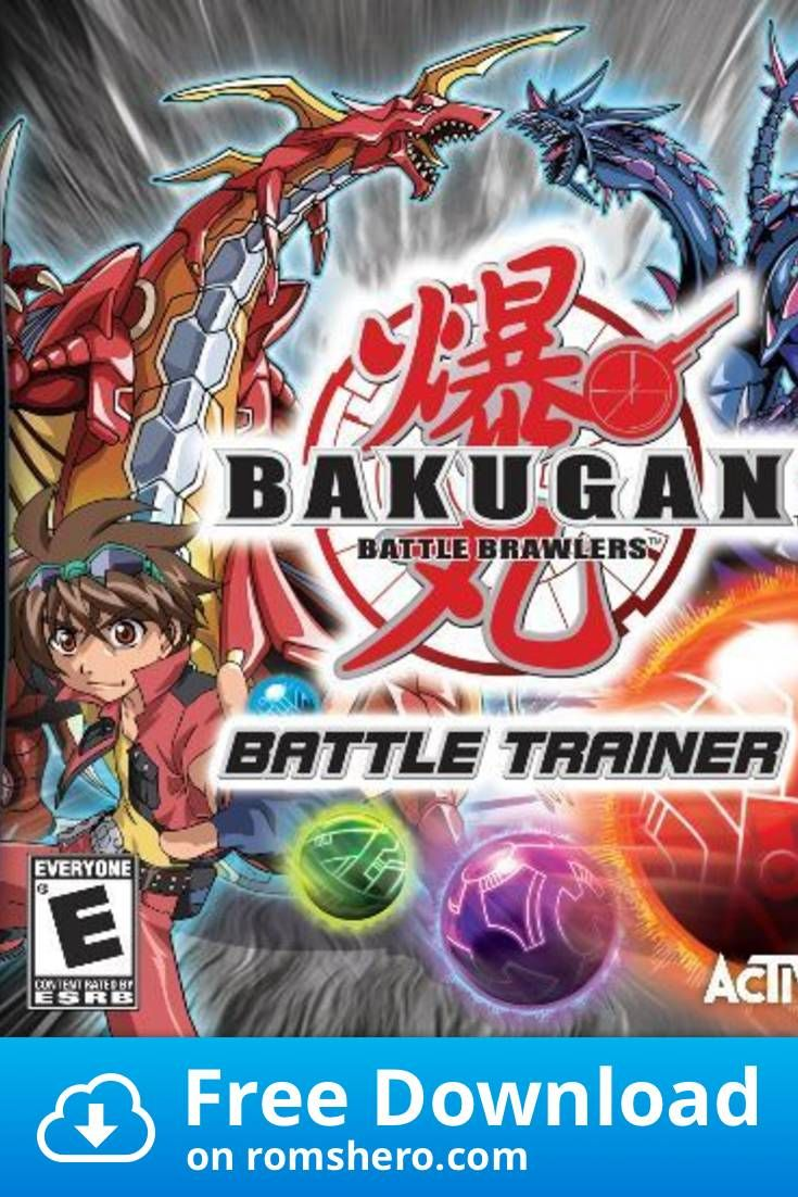 Download Bakugan Battle Brawlers Battle Trainer Nintendo Ds