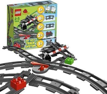 LEGO: DUPLO - Ensemble d'éléments pour le train - 10506 - PlayZone.be, LEGO, Mega Bloks, Playmobil, Sluban Online Shop