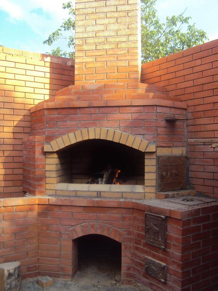 25 best ideas about asadores rusticos on pinterest for Asadores de ladrillo para jardin