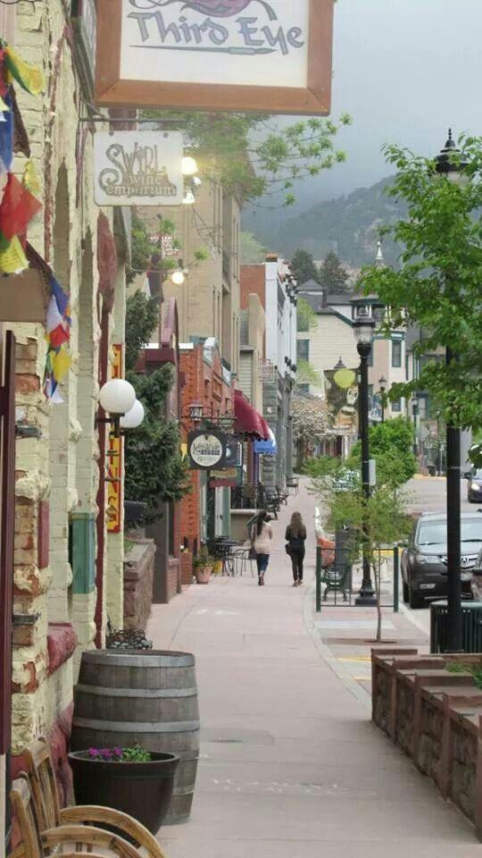 Manitou Springs, Colorado Sean Alden Fitzgerald @localreachmktg FB: LocalReachMarketingColorado