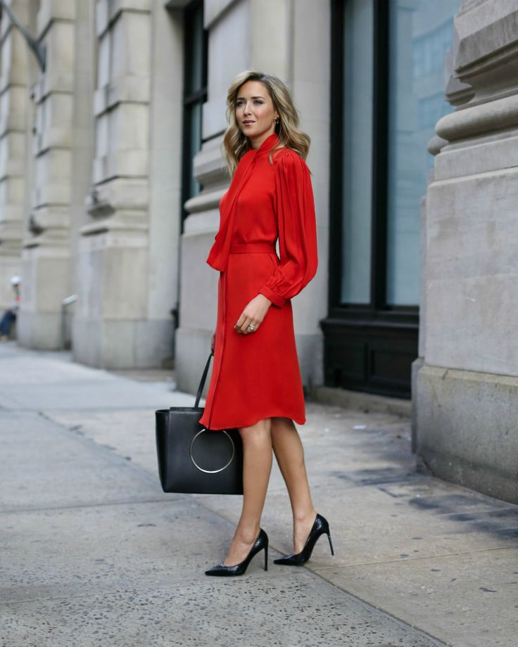 WHAT TO WEAR TO YOUR WORK HOLIDAY PARTY (PLUS MAJOR CYBER MONDAY DEALS!!) | MEMORANDUM, formerly The Classy Cubicle