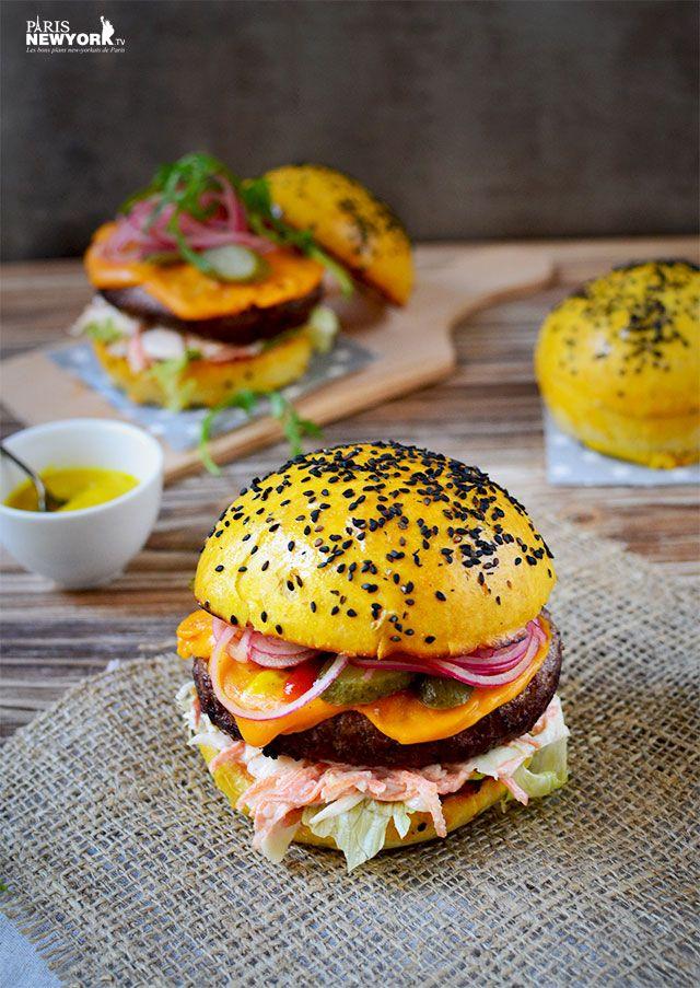 Le Paris New York TV burger : épatez vos amis avec notre recette easy ! SPÉCIAL VACANCES DE PRINTEMPS | PARIS NEW YORK TV