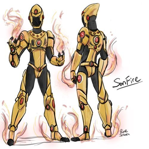 sunfire big hero 6 - Buscar con Google<<<I really hope he's actually Tadashi!