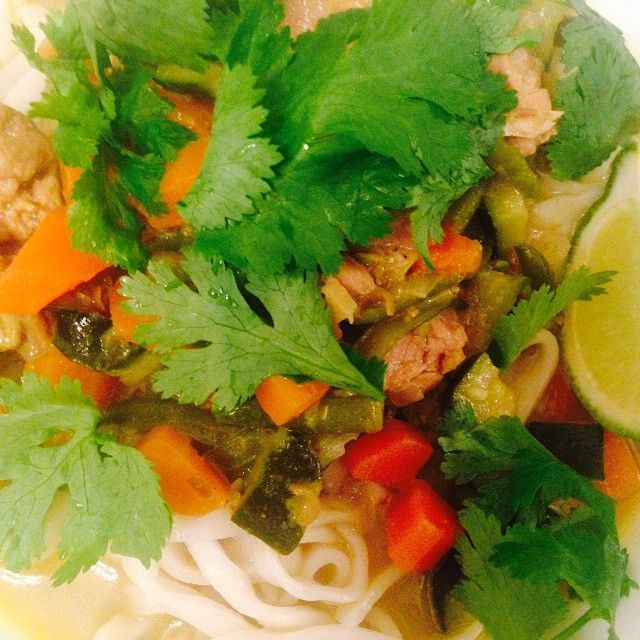 Ca Ri Ga - Vietnamese chicken curry - the perfect Friday night comfort.