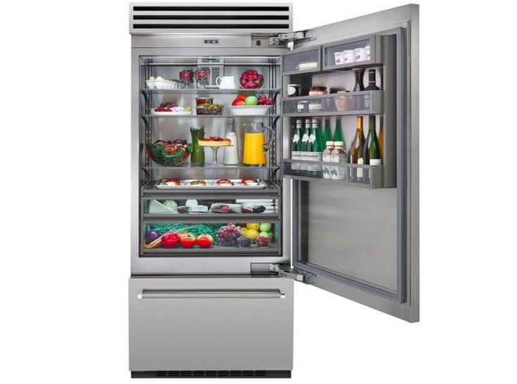 36 pro builtin refrigeratorfreezer built in