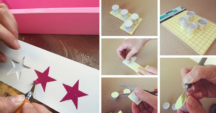 Tips som underlättar vid gjutning. Fästa saker i gjutformar eller skapa mönster i det samma! Kika in i vår blogg för att läsa mer om tipsen.