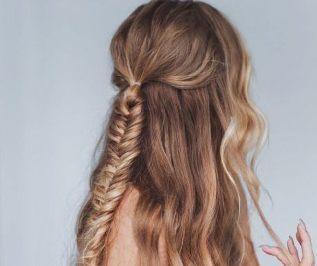 Simple Hairstyle The Most Beautiful Models Of Braids For Your Hair Newest Hairstyle Trends Hair Styles Hairstyle Easy Hairstyles