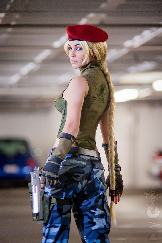 Proof That Cammy Cosplay Can Be Fantastic Without Having ...