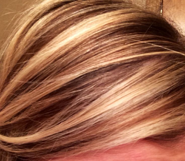 Blonde Highlights With 7n Lowlights Beautification 101