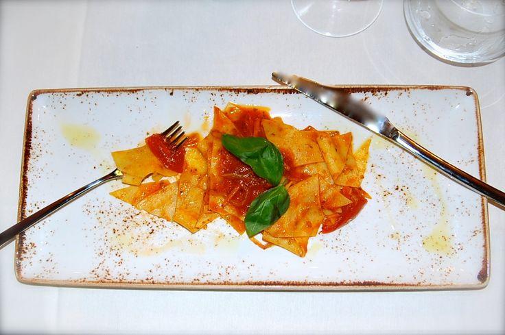 #taconni #pasta Best New Restaurant San Gimignano San Martino 26