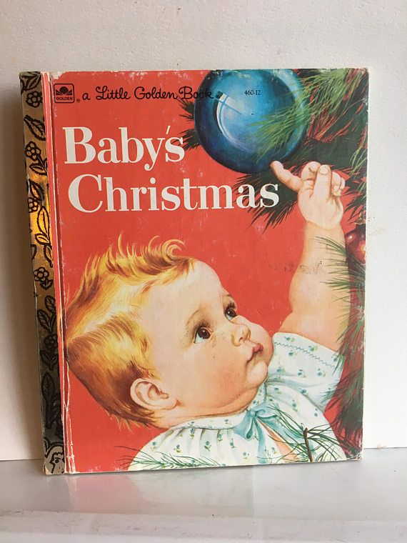 Baby's Christmas Little Golden Book Esther and Eloise