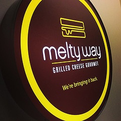 Come see us at our newest Location in American Fork, UT #meltyway #grilledcheesegourmet www.meltyway.com
