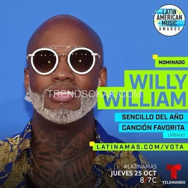 Willy William Panosundaki Pin