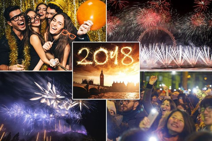 Things to do New Year's Eve 2017: Best NYE events, parties and fireworks displays in London and across the UK Looking to ring in 2018 in style? Well you'll be spoiled for choice for glamorousNew Year's Eve parties across the UK, from dazzling fireworks displays to unforgettable events. NYE falls on a Sunday night this year but with the Monday being a UK bank holiday you won't have to ...