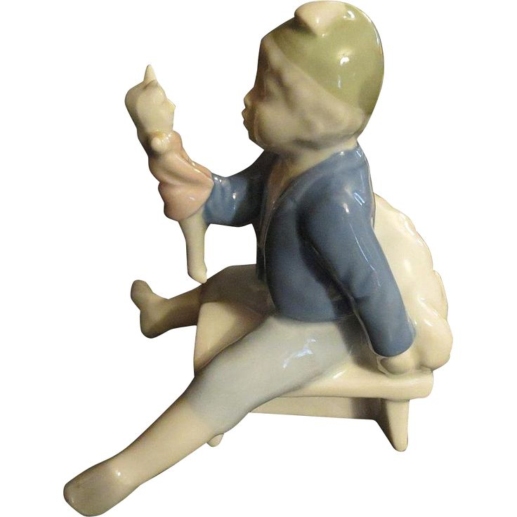 lladro with out number on bottom