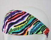 Fitness Headband | Yoga Headband | Spandex Headband | Running Headband | Workout Headband | Noslip Headband | Stretch Headband  (PS400)