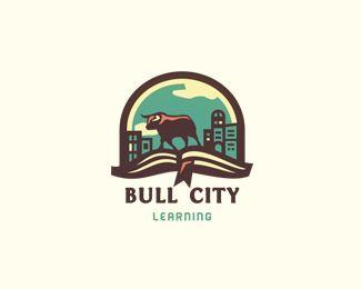 Bull City | #logo #design #inspiration #icon #gallery #logotype #identity #branding