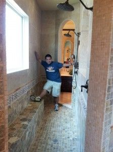 walk through shower | So should you have consider walk in shower designs for your current ...