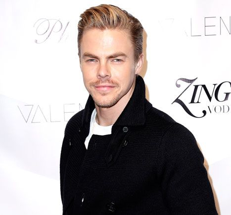 Derek Hough Back Injury, May Not Perform on Dancing With The Stars - Us Weekly
