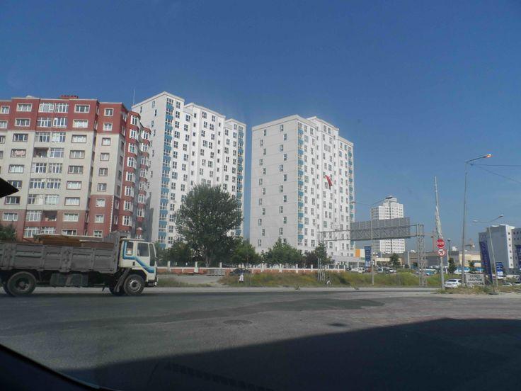 Town Istanbul Area Esenyurt Istanbul European Side.