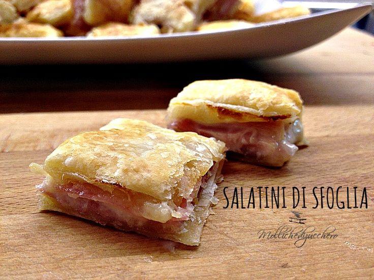 Salatini di sfoglia