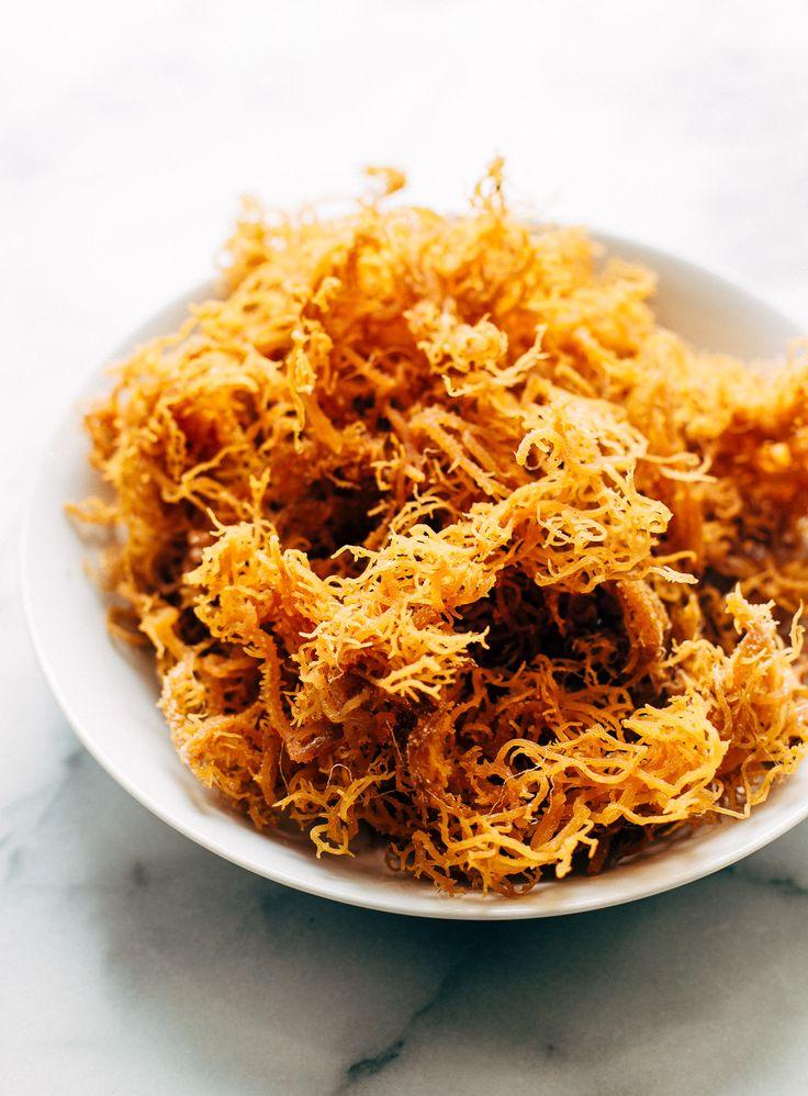 How to prepare sea moss Recipe Healthy recipes