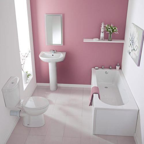 22 Best Bathroom Suites Images On Pinterest  Bathrooms Suites Amusing Compact Bathroom Suites For Small Bathrooms Inspiration Design