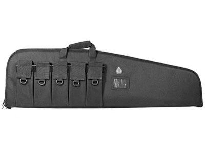 UTG DC Series Tactical Gun Case, 42 Long, Black