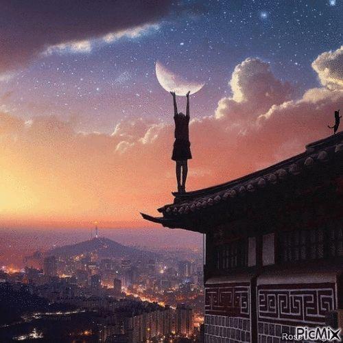 L'#anima et l'#animus en #astrologie soli-lunaire