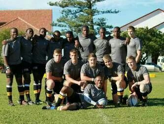 Queens 1st team rugby 2013