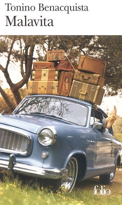 Coup de coeur - LIVRE - ROMAN : Malavita, par Tonino Benacquista.  La vie d'un repenti (?...)  dans un petit village de Normandie.