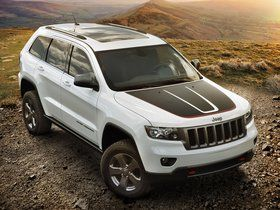 Ver foto 4 de Jeep Grand Cherokee Trailhawk 2012