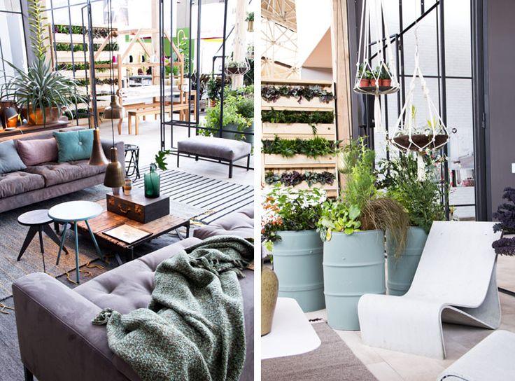 Woonguide op vt wonen & design beurs - stand New Routz | Woonguide.nl | foto: Maartje van Suijdam