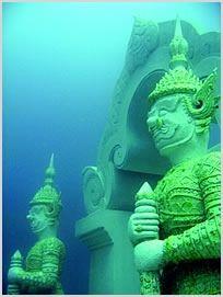 Phuket Diving Park, Thailand