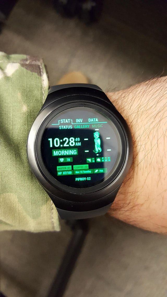 Reddit - gaming - Pip-Boy Watch | Fallout | Fallout watch, Fallout