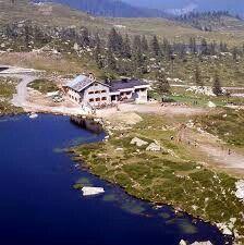 Lago e rifugio Pradalago