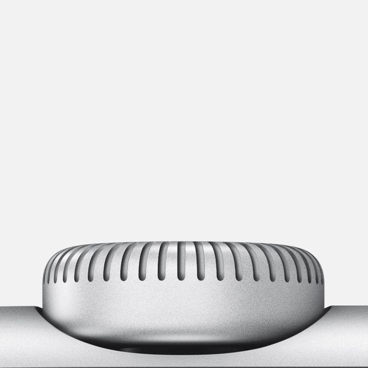 Apple – Apple Watch – Technologie Digital crown