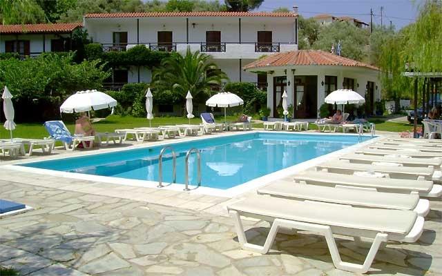 Boudiriani apartments Troulos Skiathos!
