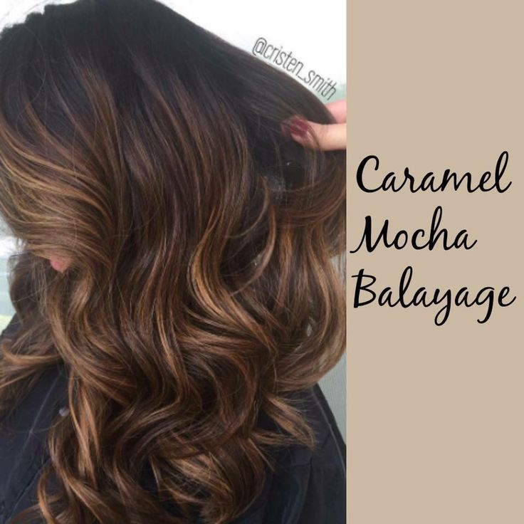 Image Result For Chocolate Mocha Brown Hair Soft Balayage Mokkabraune Haare Balayage Frisur Haarfarbe Balayage