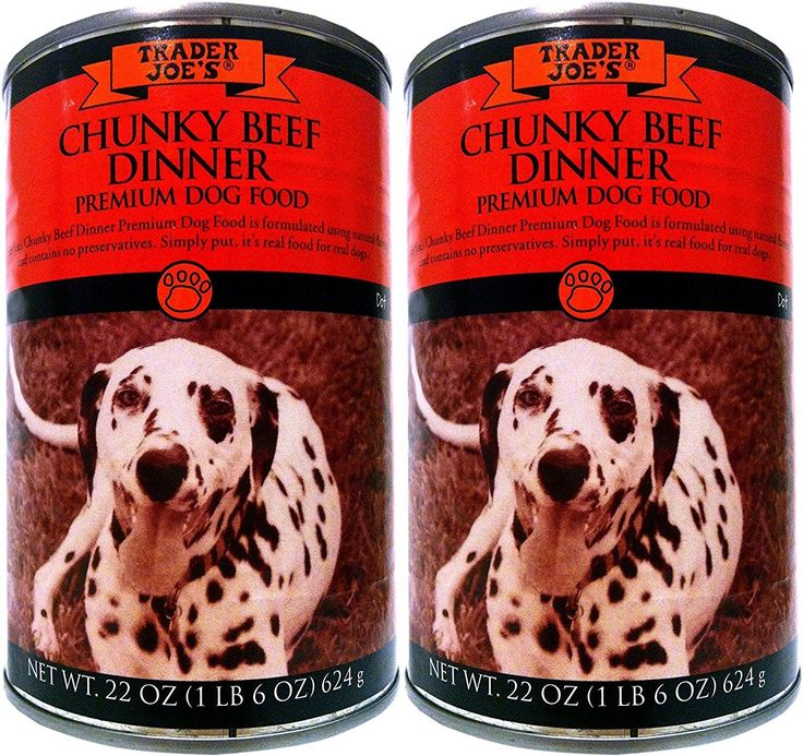 Trader Joes Premium Dog Food Chunky Beef Dinner 2 Cans >>> More info could be found at the image url. (This is an affiliate link and I receive a commission for the sales)