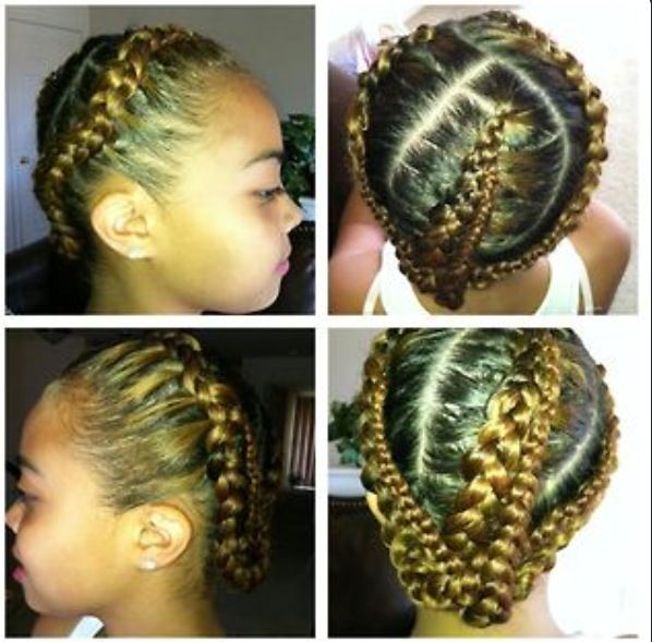 Jamaican Cornrow Hairstyles: 68 Best Cornrows Images On Pinterest