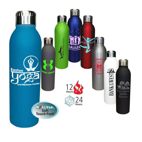 17 Oz Deluxe Halcyon Bottle Bottle Drinkware Wellness Center