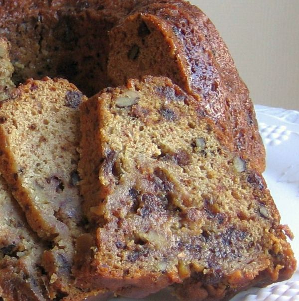 Date-Nut Quickbread Recipe - How To Make Date-Nut Bread