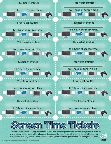 Earn Screen Time